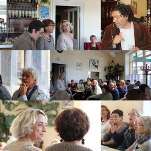 Café littéraire avec Virginie Lou-Nony