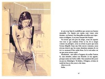 L'invention du désir - Carole Zalberg et Frédéric Poincelet
