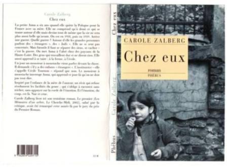 Chez eux, roman, mars 2004, éditions Phébus