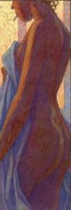 Femme nue, de Miles Hyman