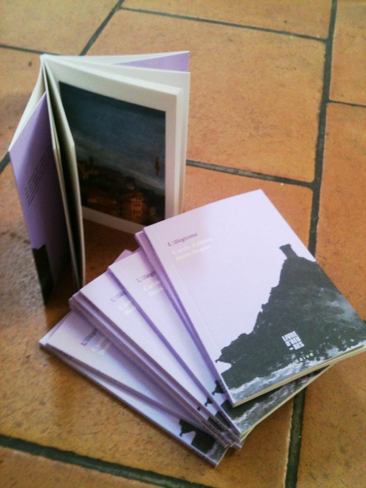 L'illégitime, Naïve, coll. Livres d'heure dirigée par Jean Rouaud.